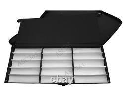 180 Slot Eye Glasses Case Storage Cover Eyewear Display Box Organizer Eyeglasses