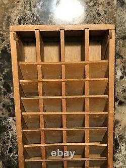 Antique Advertising Johnson & Johnson TEK TOOTHBRUSH Store Display Wood Cabinet