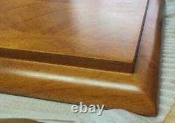 CMC A004 Display Showcase wooden base clear perspex top for 118th 124th scale