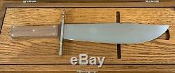 Case XX Alamo Sesquicentennial Anniversary Bowie Knife withDisplay Case 4 dot