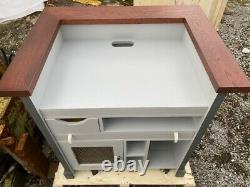 Deluxe Pos Sales Counter With Recessed Top New