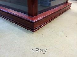 Display Model/Curio Wood & Glass Blood Wood New