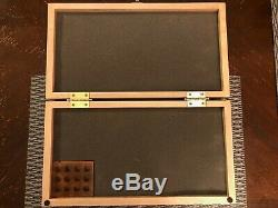 Hand Crafted Remington Solid wood Storage boxes, gun case, display box