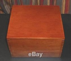 Invicta Wood Dual Display Case Not Often Found-Rare Find - Excellent Condition