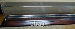 Lionel Acrylic/Wood Locomotive Display Case 29 610-8135-600