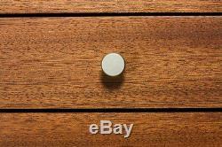 MASSIVE SAPELI WOOD CUPBOARD CABINET RACK DISPLAY BOX CASE for 60 PIPE NEW