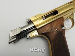 Marushin 44 Auto Mag 44Magnum Firing Display Model Toy Gun With Wood gun case
