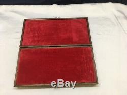 PISTOL GUN FIREARM PRESENTATION CASE BOX DISPLAY FOR COLT SSA, Cavalry, Navy