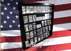 PSA Deep 50 Card Display Case for Graded Baseball Cards
