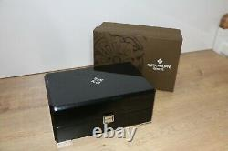 Patek Philippe Watch box Wooden Replacement Custom Empty Display Case & Outer