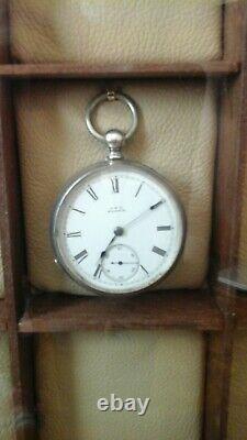 Pocket watch display case
