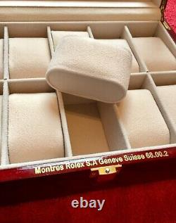 ROLEX WATCH BOX (Collectors Case) Display Box