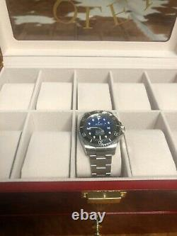 Rolex Presidential Watch Display Box / Case Holds 20 watches
