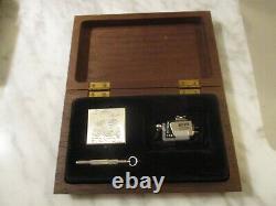 Stanton 681eee Cartridge & Genuine Stanton D6800eee Stylus In Wood Display Case1