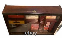 Vintage Castella Cigar Display Case