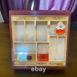 Vintage Cigars pub Shop Tobacconist Display Case Quirky Frame Box Plastic Rare