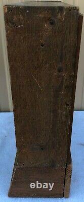 Vintage Tree Brand Boker Knife Wooden Countertop Display Case Advertising