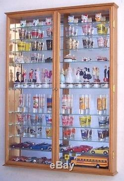 XL Shot Shooter Glass Display Case Cabinet Rack Holder